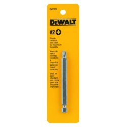 Dewalt - DW2032 - DeWALT NO 2 Phillips Head Screwdriver Power Bit, ( Each )