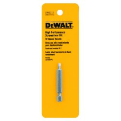 Dewalt - DW2212 - DeWALT NO 2 Square Recess Head Screwdriver Power Bit