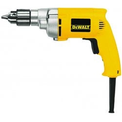 Dewalt - DW223G - 3/8 Electric Drill, 7.0 Amps, Pistol Grip Handle Style, 0 to 1250 No Load RPM, 120VAC