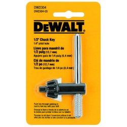 Dewalt - DW2303 - DeWALT DW2303 1/4 & 3/8 Chuck Key 1/4'' Pilot
