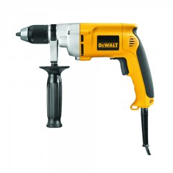 "Dewalt - DW246 - 1/2"" Electric Drill, 7.8 Amps, Pistol Grip Handle Style, 0 to 600 No Load RPM, 120VAC"