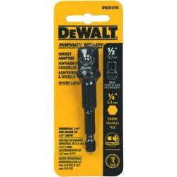 Dewalt - DW2547IR - DeWALT DW2547IR 1/4'' Hex Shank to 1/2'' Socket Adaptor