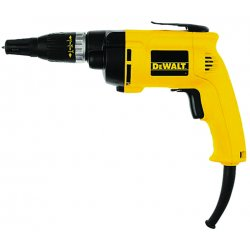 Dewalt - DW257 - 1/4 Hex Electric Screwdriver, 6.2 Amps, 132 Max. Torque (In.-Lbs.)
