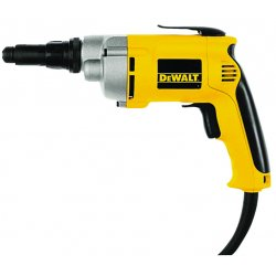 Dewalt - DW269 - 1/4 Hex Electric Screwdriver, 6.5 Amps, 344 Max. Torque (In.-Lbs.)