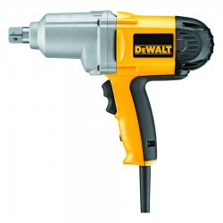 "Dewalt - DW294 - 3/4"" Impact Wrench, 120VAC Voltage, Detent Pin, 345 ft.-lb. Max. Torque"