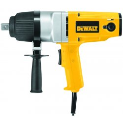 "Dewalt - DW297 - 3/4"" Impact Wrench, 120VAC Voltage, Detent Pin, 434 ft.-lb. Max. Torque"