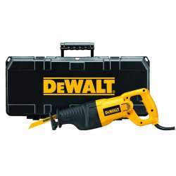 Dewalt - DW310K - 1-1/8 Blade Stroke Reciprocating Saw, 0 to 2700 Strokes per Minute, 8.6 lb.