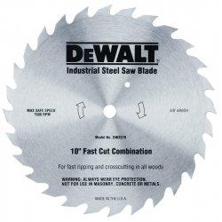Dewalt - DW3323 - 7-1/4 Steel Combination Circular Saw Blade, Number of Teeth: 26