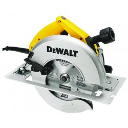 Dewalt - DW384 - DeWALT DW384 8-1/4'' (210mm) Circular Saw w/ Rear Pivot Depth of Cut Adjustment