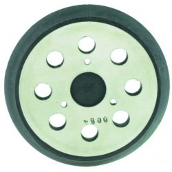 Dewalt - DW4388 - DeWALT DW4388 5'' Eight Hole Hook & Loop Pad - Medium