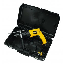 Dewalt - DW505K - Dewalt Dual Range Corded Drill - Hammer Drill