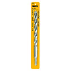 "Dewalt - DW5245 - 3/4""D x 12""L Three-Flat Percussion Drill Bit, Number of Cutter Heads: 2"