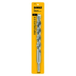 Dewalt - DW5249 - 1D x 12L Three-Flat Percussion Drill Bit, Number of Cutter Heads: 2