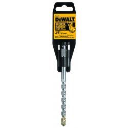 """Dewalt - DW5402 - 3/16""""D x 4""""L SDS Plus Masonry Drill Bit, Number of Cutter Heads: 2"""