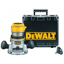 Dewalt - DW616K - DeWALT DW616K 37989 HP Fixed Base Router Kit