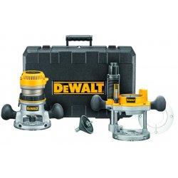 Dewalt - DW618PK - 2-1/4 Hp Electronic Vs Fixed/base Plunge Base Ro