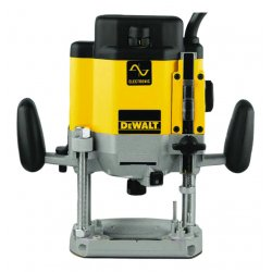Dewalt - DW625 - DeWALT DW625 Heavy-Duty 3 HP VS Electronic Plunge Router