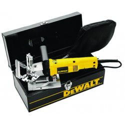 Dewalt - DW682K - DeWALT 6.5 A 10000 RPM Corded Heavy Duty Plate Joiner Kit (Includes Joiner, 6-Tooth Carbide Blade, Dust Bag, Dust Deflector, Vacuum Adapter, Torx Key, Wrench And Kit Box)