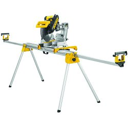 Dewalt - DWX723 - Miter Saw Stand, 65 to 150 In L, Cap 500lb