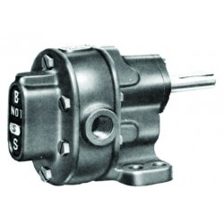 BSM Pump - 713-2-4 - 2 Rotary Gear Pump Footmtg Wgf Wor