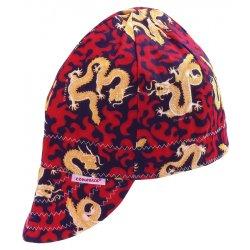 Comeaux Caps - 2000R-7-5/8 - Comeaux Caps 2000R Reversible Welder's Comfort Crown Cap; 7-...