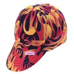 Comeaux Caps - 4000-7-3/8 - 40738 Crazy Cap 7-3/8