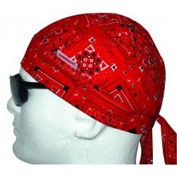 Comeaux Caps - 7000-RED - Cc 7000r Red Bandana, Ea