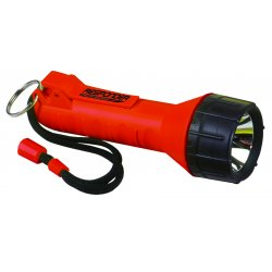 Bright Star - 200201 - Responder 2-c Cell Flashlight- Orange