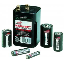 Bright Star - 32300 - Bright Star Alkaline Batteries (Case of 24)