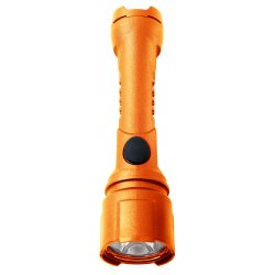 Bright Star - 60102 - Industrial LED Handheld Flashlight, Plastic, Maximum Lumens Output: 100, Orange