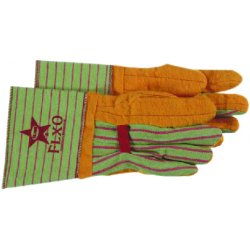 Boss / Cat Gloves - 1BC0666 - Golden Brown Double Palmturtleneck, Pr
