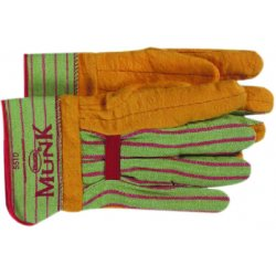 Boss / Cat Gloves - 1BC5510J - Jumbo Monk Golden Browndouble Palm W/rubberize, Pr