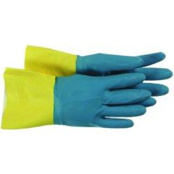 """Boss / Cat Gloves - 1UN0055-10 - Size 10 Neoprene/latex 14"""" Long Glove-flock"""