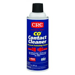 CRC - 02016 - CRC 02016 CO Contact Cleaner - 14oz Aerosol Spray Can