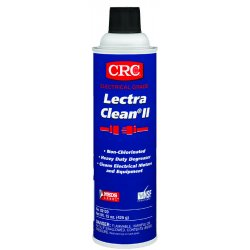 CRC - 02120 - CRC 02120 Lectra Clean II Degreaser - 15oz Aerosol Spray Can