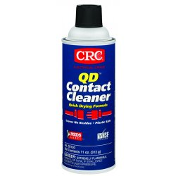 CRC - 02130 - Contact Cleaner, Aerosol Can, Alcohol