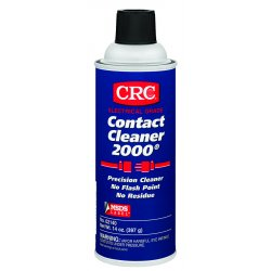 CRC - 02140 - Contact Cleaner, Aerosol Can, 13 oz.