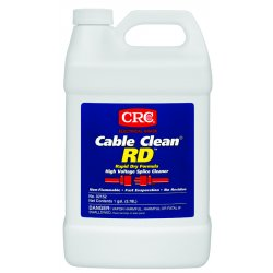 CRC - 02152 - CRC 02152 Cable Clean Rd (rapid Dry)