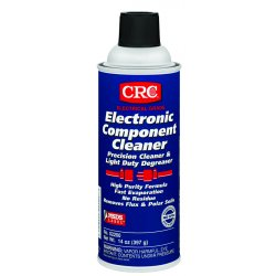 CRC - 02200 - 16 oz. Electronic Component Cleaner, 1 EA
