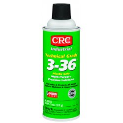 CRC - 03003 - Technical Grade Lubricant, 16 oz. Container Size, 11 oz. Net Weight