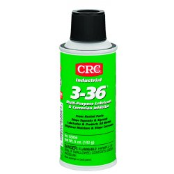 CRC - 03004 - Multipurpose Lubricant, 6 oz. Container Size, 5 oz. Net Weight