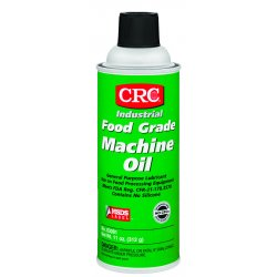 CRC - 03081 - Food Grade Machinery Oil, 16 oz. Container Size