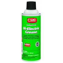 CRC - 03082 - Clear Silicone Di-Electric Grease, 16 oz., NLGI Grade: 2