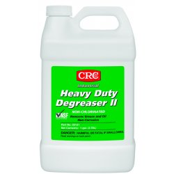 CRC - 03121 - Unscented Heavy-Duty Degreaser, 1 gal. Bottle