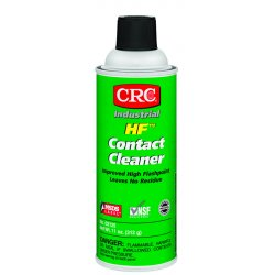 CRC - 03125 - 11 oz. Contact Cleaner, 1 EA