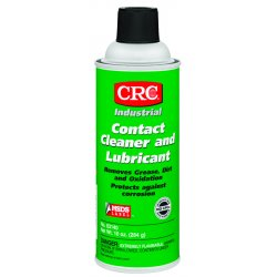 CRC - 03140 - 10 oz. Contact Cleaner and Protectant, 1 EA