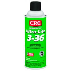 CRC - 03160 - Ultra Lite Non Staining Lubricant, 16 oz. Container Size, 11 oz. Net Weight