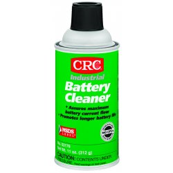 CRC - 03176 - Battery Terminal Cleaner, 12 oz. Aerosol Can