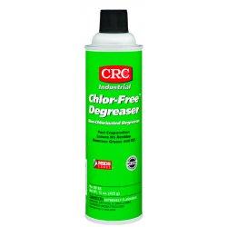 CRC - 03185 - 20oz. Aerosol Chlor-freecleaner/degeaser, Ea