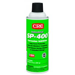 CRC - 03282 - Corrosion Inhibitor, 16 oz. Container Size, 10 oz. Net Weight